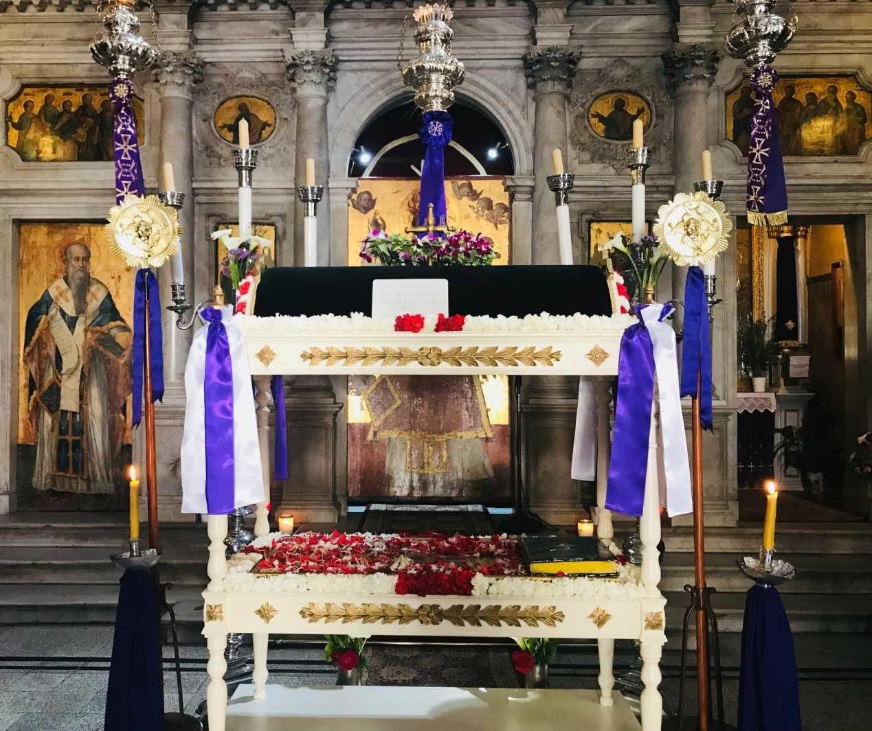 Ιερός Ναός Αγίου Αντωνίου