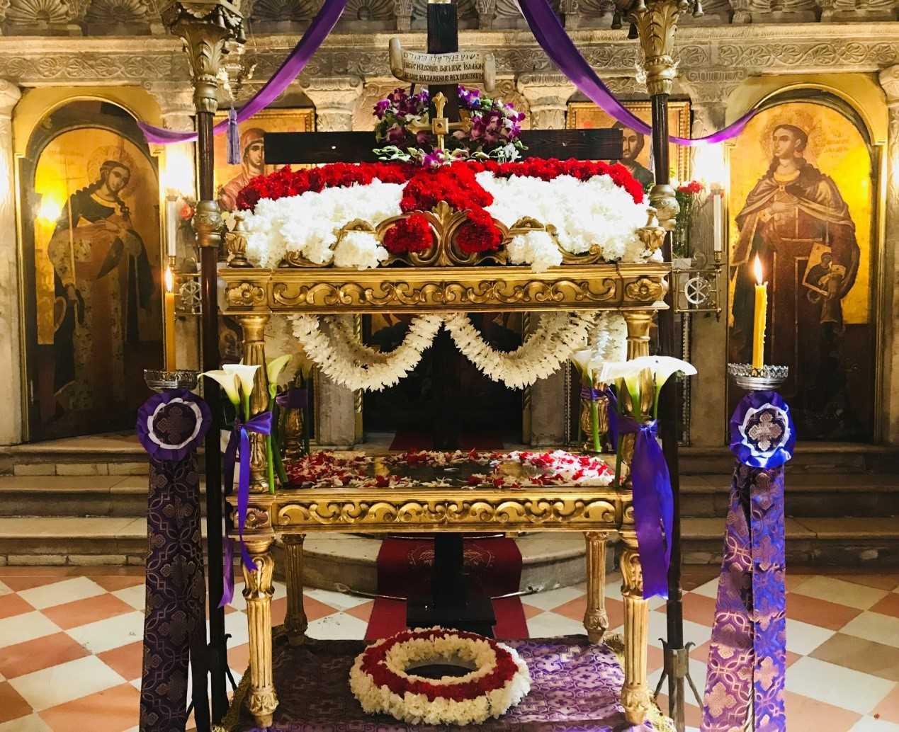 Ιερός Ναός Αγίου Νικολάου των Γερόντων