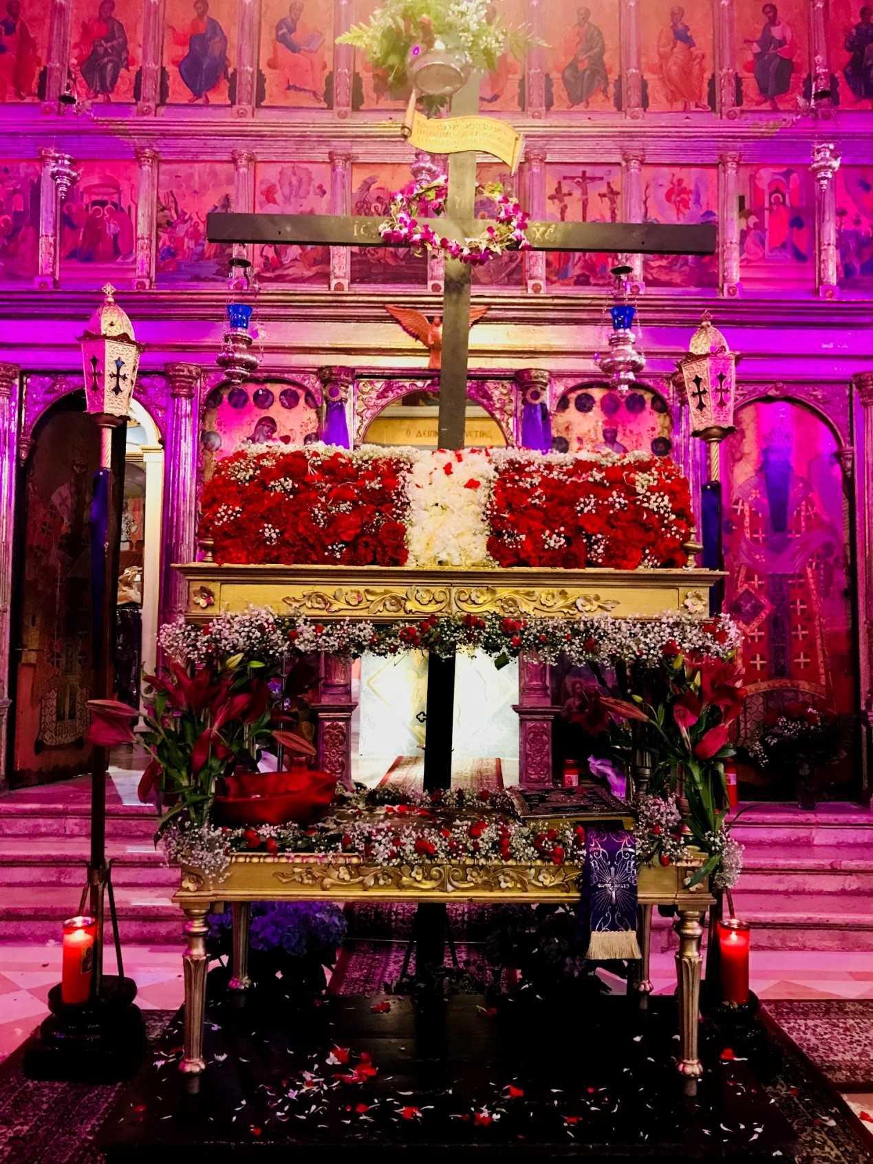 Ιερός Ναός Αγίων Πάντων