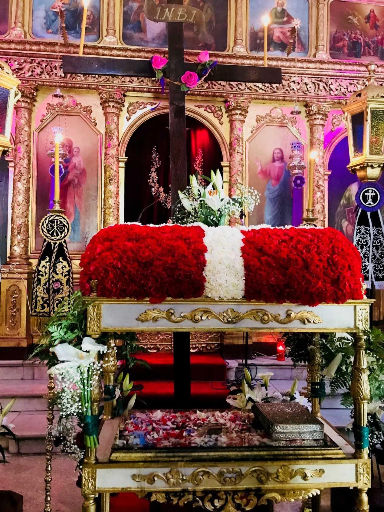 Ιερός Ναός Υ.Θ. των Στερεωτών (Παναγία των Ξένων)