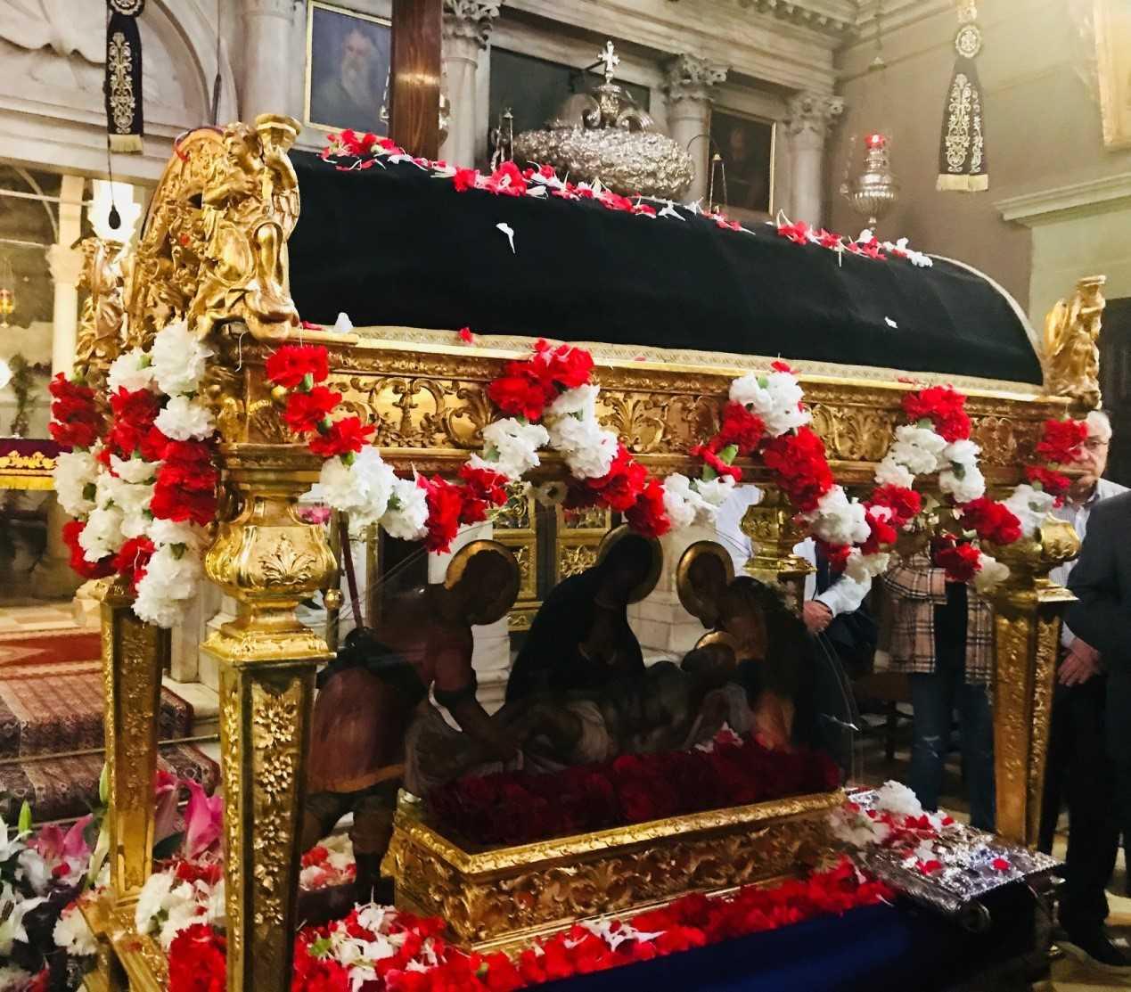 Ιερό Προσκύνημα Αγίου Σπυρίδωνος