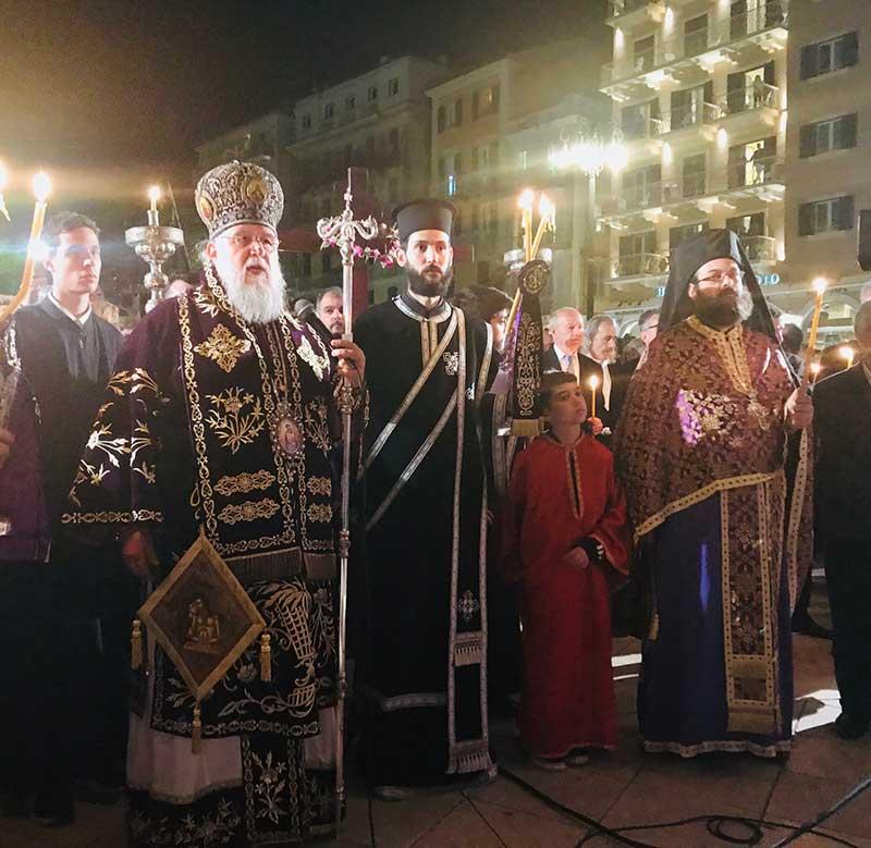 """Photo of Κερκύρας Νεκτάριος : """"Στο μίσος, η Εκκλησία αντιτάσσει την συγχωρητικότητα και την αγάπη"""""""