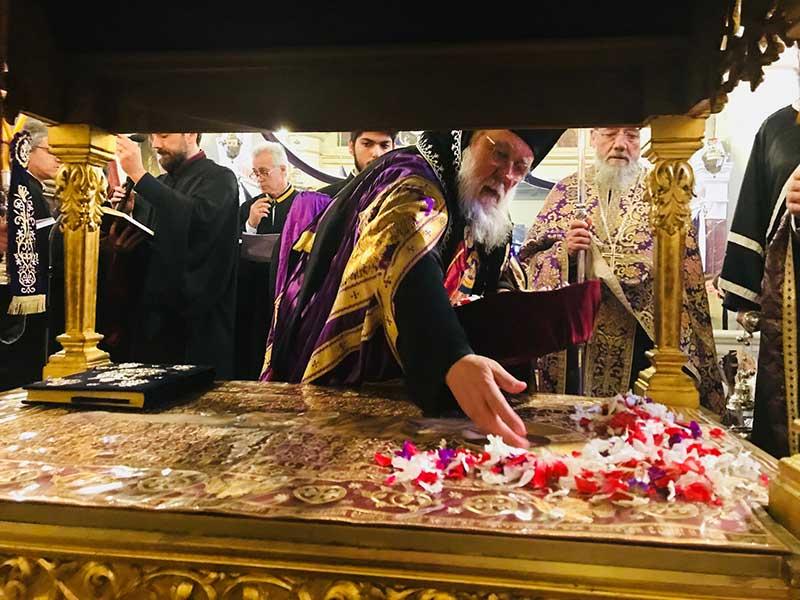"Photo of Πολλοί άνθρωποι σήμερα υπερψηφίζουν ""Βαραββάδες"" και εξoβελίζουν τον Χριστό"