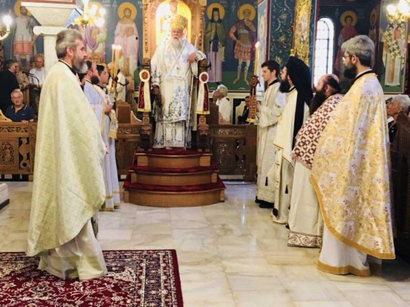 Photo of Κερκύρας Νεκτάριος , Να ομολογούμε με παρρησία τον Χριστό