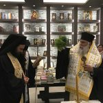 Αγιασμός νέου βιβλιοπωλείου της Ι.Μ. Κερκύρας16
