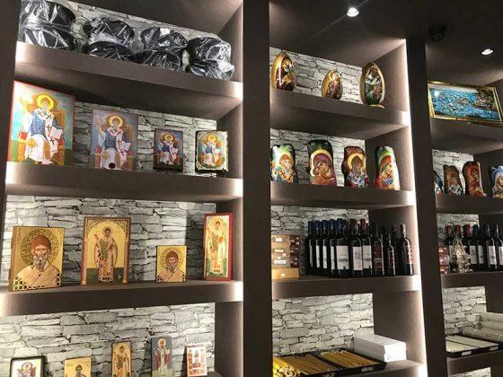 Αγιασμός νέου βιβλιοπωλείου της Ι.Μ. Κερκύρας3