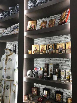 Αγιασμός νέου βιβλιοπωλείου της Ι.Μ. Κερκύρας4
