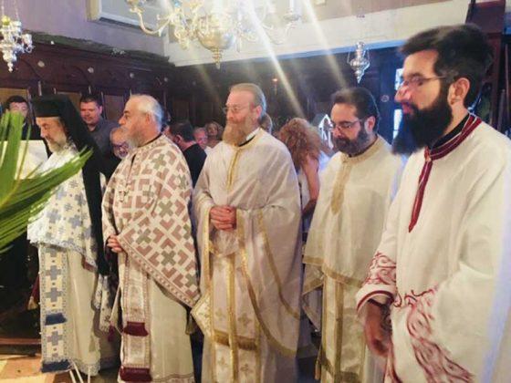 Η εορτή της Αγίας Ευφημίας στην Ι.Μ. Κερκύρας
