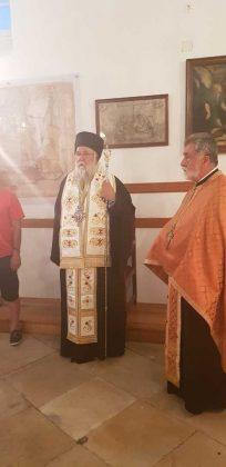 Η εορτή της Αγίας Παρασκευής στην Ι.Μ. Κερκύρας2