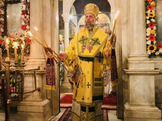 Η λιτάνευση του Ιερού Σκηνώματος του Αγίου Σπυρίδωνος της 11ης Αυγούστου10