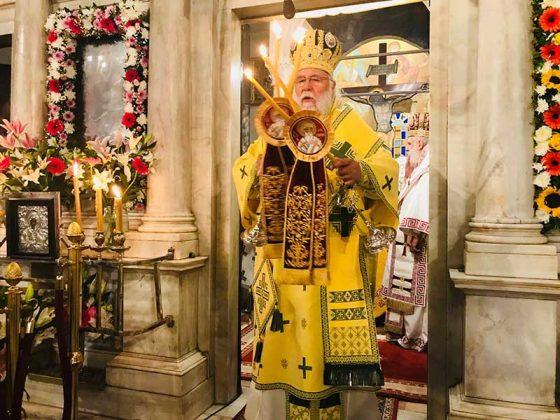 Η λιτάνευση του Ιερού Σκηνώματος του Αγίου Σπυρίδωνος της 11ης Αυγούστου12