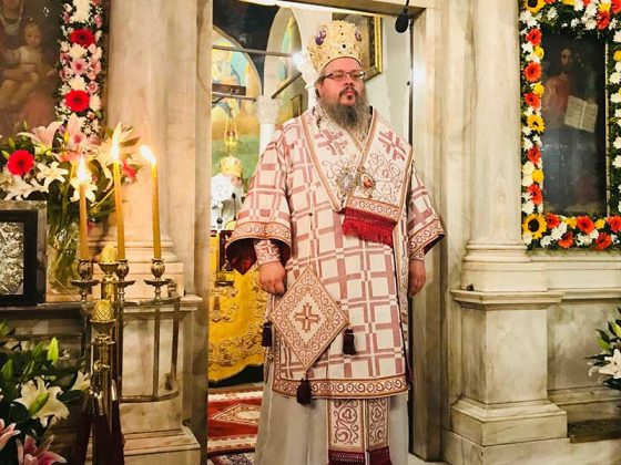 Η λιτάνευση του Ιερού Σκηνώματος του Αγίου Σπυρίδωνος της 11ης Αυγούστου15