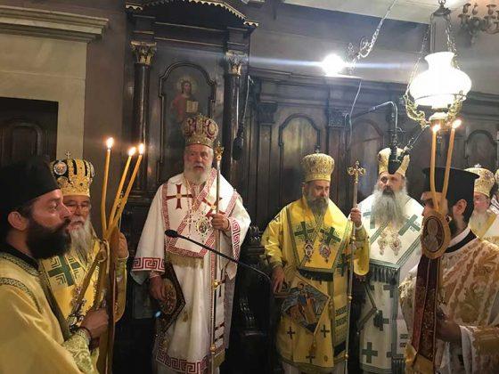 Η λιτάνευση του Ιερού Σκηνώματος του Αγίου Σπυρίδωνος της 11ης Αυγούστου20
