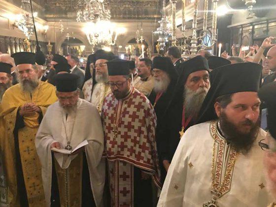 Η λιτάνευση του Ιερού Σκηνώματος του Αγίου Σπυρίδωνος της 11ης Αυγούστου21
