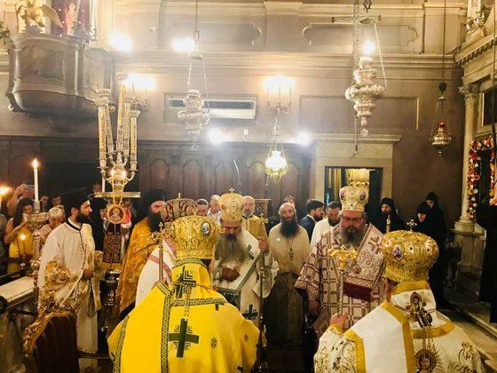 Η λιτάνευση του Ιερού Σκηνώματος του Αγίου Σπυρίδωνος της 11ης Αυγούστου3