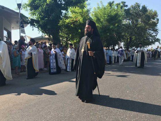 Η λιτάνευση του Ιερού Σκηνώματος του Αγίου Σπυρίδωνος της 11ης Αυγούστου31