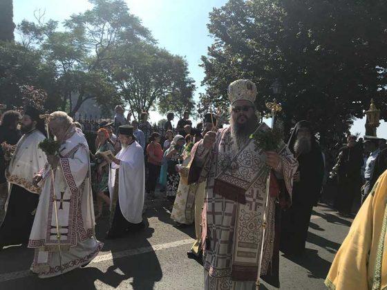 Η λιτάνευση του Ιερού Σκηνώματος του Αγίου Σπυρίδωνος της 11ης Αυγούστου33