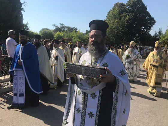 Η λιτάνευση του Ιερού Σκηνώματος του Αγίου Σπυρίδωνος της 11ης Αυγούστου35