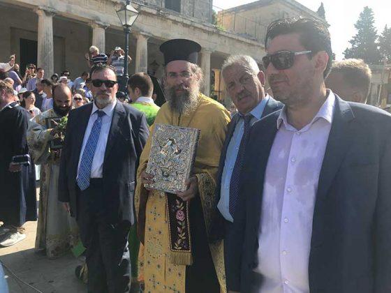 Η λιτάνευση του Ιερού Σκηνώματος του Αγίου Σπυρίδωνος της 11ης Αυγούστου38