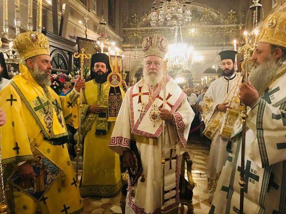 Η λιτάνευση του Ιερού Σκηνώματος του Αγίου Σπυρίδωνος της 11ης Αυγούστου5