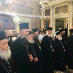 Πολυαρχιερατικός Εσπερινός στο Ιερό Προσκύνημα του Αγίου Σπυρίδωνος10