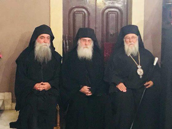 Πολυαρχιερατικός Εσπερινός στο Ιερό Προσκύνημα του Αγίου Σπυρίδωνος15