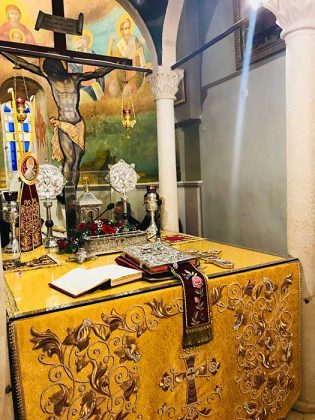 Πολυαρχιερατικός Εσπερινός στο Ιερό Προσκύνημα του Αγίου Σπυρίδωνος17