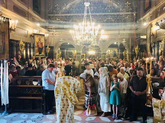 Πολυαρχιερατικός Εσπερινός στο Ιερό Προσκύνημα του Αγίου Σπυρίδωνος19