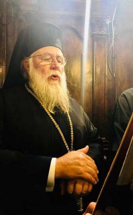 Πολυαρχιερατικός Εσπερινός στο Ιερό Προσκύνημα του Αγίου Σπυρίδωνος21