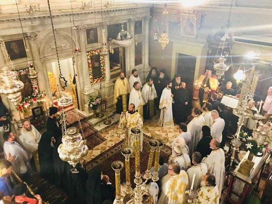 Πολυαρχιερατικός Εσπερινός στο Ιερό Προσκύνημα του Αγίου Σπυρίδωνος26