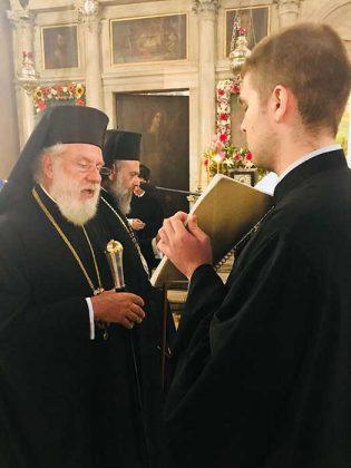 Πολυαρχιερατικός Εσπερινός στο Ιερό Προσκύνημα του Αγίου Σπυρίδωνος28