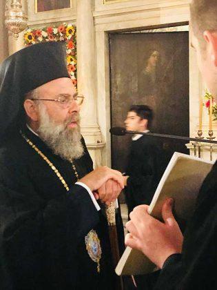 Πολυαρχιερατικός Εσπερινός στο Ιερό Προσκύνημα του Αγίου Σπυρίδωνος29