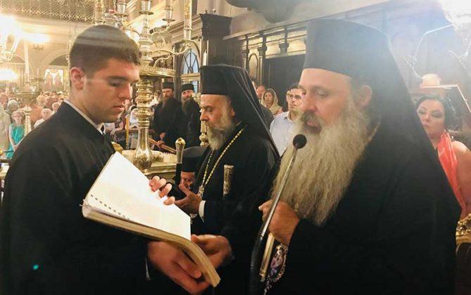 Πολυαρχιερατικός Εσπερινός στο Ιερό Προσκύνημα του Αγίου Σπυρίδωνος30