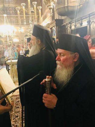 Πολυαρχιερατικός Εσπερινός στο Ιερό Προσκύνημα του Αγίου Σπυρίδωνος31