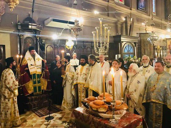 Πολυαρχιερατικός Εσπερινός στο Ιερό Προσκύνημα του Αγίου Σπυρίδωνος32