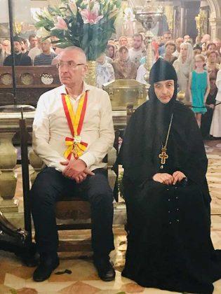 Πολυαρχιερατικός Εσπερινός στο Ιερό Προσκύνημα του Αγίου Σπυρίδωνος37