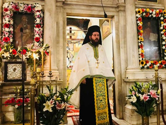 Πολυαρχιερατικός Εσπερινός στο Ιερό Προσκύνημα του Αγίου Σπυρίδωνος38