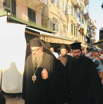 Πολυαρχιερατικός Εσπερινός στο Ιερό Προσκύνημα του Αγίου Σπυρίδωνος4