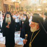 Πολυαρχιερατικός Εσπερινός στο Ιερό Προσκύνημα του Αγίου Σπυρίδωνος6