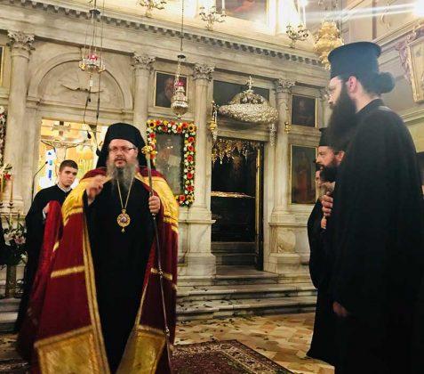 Πολυαρχιερατικός Εσπερινός στο Ιερό Προσκύνημα του Αγίου Σπυρίδωνος8