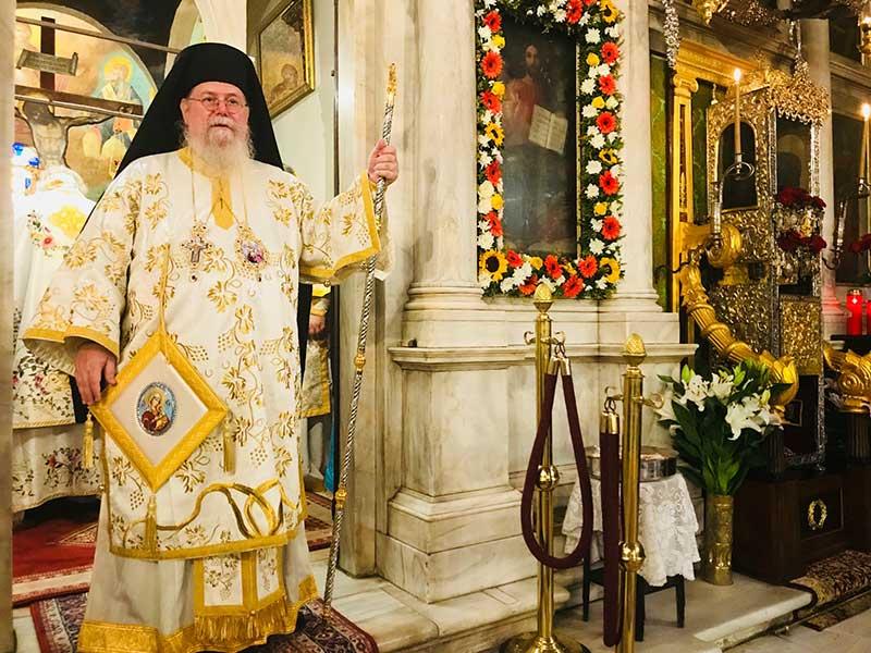 Πολυαρχιερατικό Συλλείτουργο στο Ιερό Προσκύνημα του Αγίου Σπυρίδωνος35