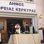 Ορκίστηκε ο νέος Δήμαρχος Βόρειας Κέρκυρας