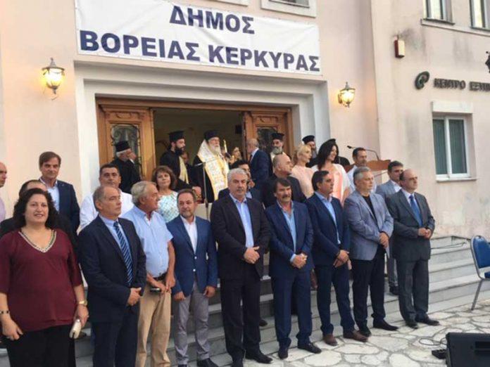 Ορκίστηκε ο νέος Δήμαρχος Βόρειας Κέρκυρας5