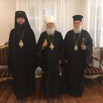 Προσκυνηματική επίσκεψη του Μητροπολίτη Οδησσού κ. Αγαθαγγέλου στον Άγιο Σπυρίδωνα στην Κέρκυρα10