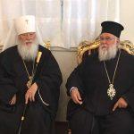 Προσκυνηματική επίσκεψη του Μητροπολίτη Οδησσού κ. Αγαθαγγέλου στον Άγιο Σπυρίδωνα στην Κέρκυρα3