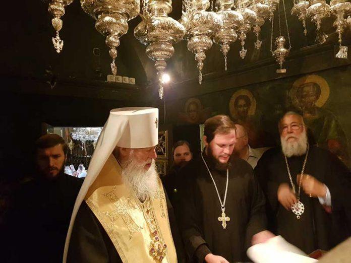 Προσκυνηματική επίσκεψη του Μητροπολίτη Οδησσού κ. Αγαθαγγέλου στον Άγιο Σπυρίδωνα στην Κέρκυρα4