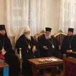 Προσκυνηματική επίσκεψη του Μητροπολίτη Οδησσού κ. Αγαθαγγέλου στον Άγιο Σπυρίδωνα στην Κέρκυρα5