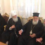 Προσκυνηματική επίσκεψη του Μητροπολίτη Οδησσού κ. Αγαθαγγέλου στον Άγιο Σπυρίδωνα στην Κέρκυρα6