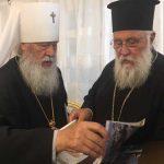 Προσκυνηματική επίσκεψη του Μητροπολίτη Οδησσού κ. Αγαθαγγέλου στον Άγιο Σπυρίδωνα στην Κέρκυρα8