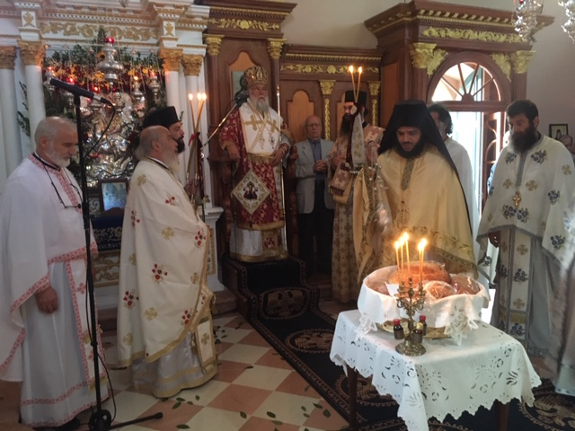 "Photo of Bishop of Corfu, Mr. Nektarios: ""We should not fear difficulties"""